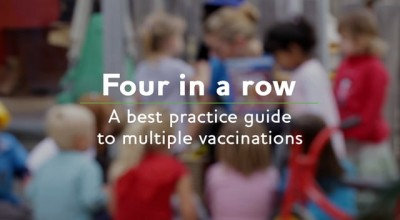 Four in a row- best practice for multiple vaccines