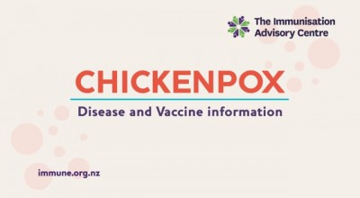 Chickenpox: Disease and vaccine information